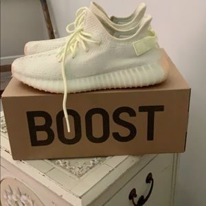 Yeezy 350 boost butters size 9